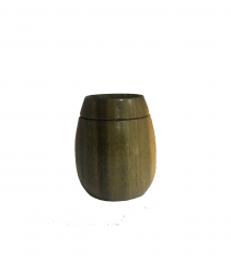 Selecta Calabas cup for drinking mate wooden 140 ml